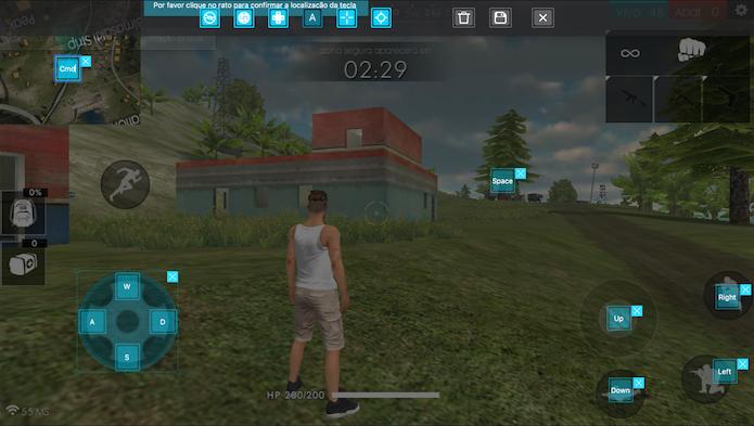 Como jogar Free Fire Battlegrounds no PC | Jogos de ação