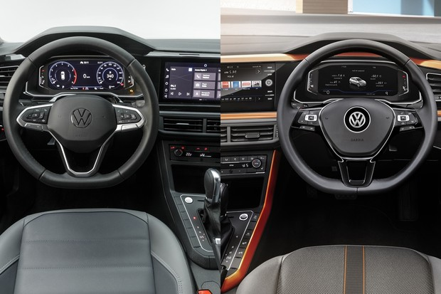 Volkswagen Nivus Polo (Foto: Christian Castanho/Divulgação)