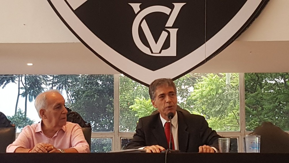 Vasco elege novo presidente nesta sexta-feira