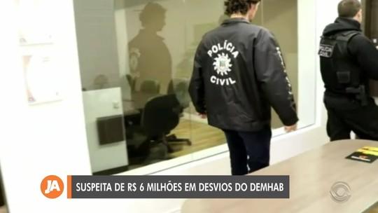 Operação da Polícia Civil investiga irregularidades no Departamento de Habitação de Porto Alegre