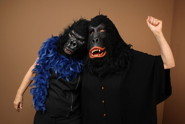 Guerrilla Girls (Foto: Matt Carr/Getty Images)