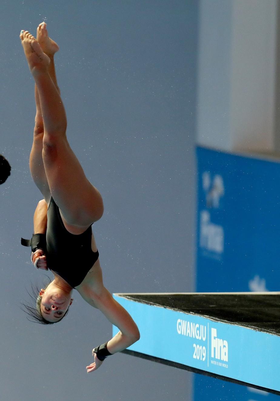 Lesão no punho piora e Ingrid está fora do Campeonato Mundial de Gwangju, na Coreia do Sul