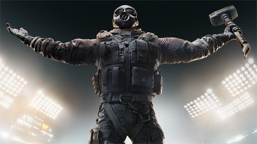 Rainbow Six: Siege (R6) tornou-se sucesso entre jogadores casuais e competitivos — Foto: Reprodução/Microsoft Store