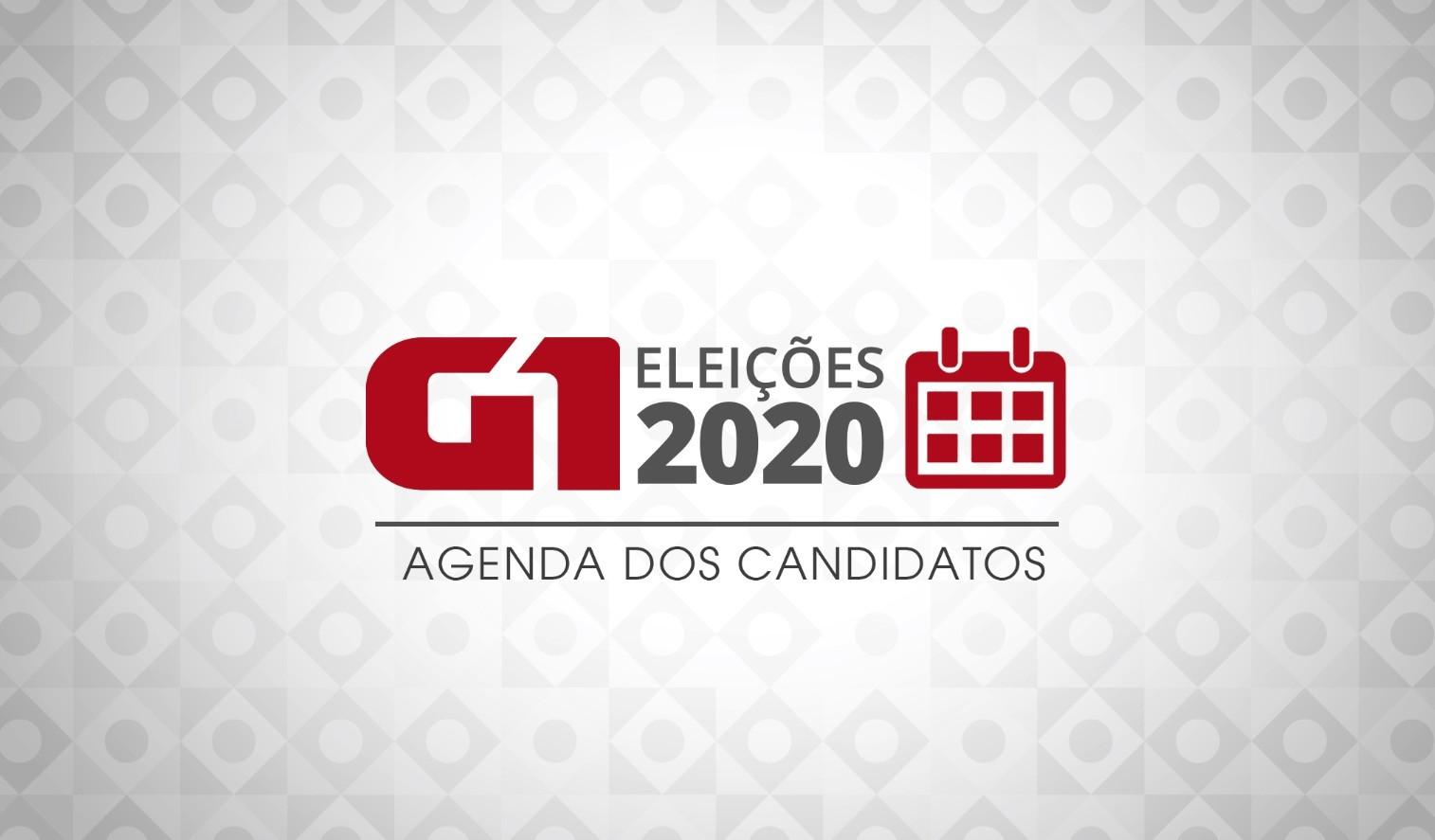 Eleições 2020: agenda dos candidatos à Prefeitura de Uberaba de sexta-feira (30)