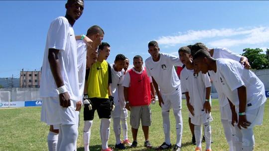'Fábrica de Sonhos': jovens almejam futuro melhor na Taça das Favelas