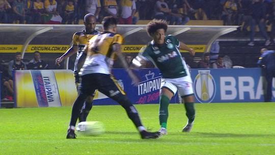 Melhores Momentos de Criciúma 2 x 2 Goiás pela 34ª rodada do Campeonato Brasileiro Série B