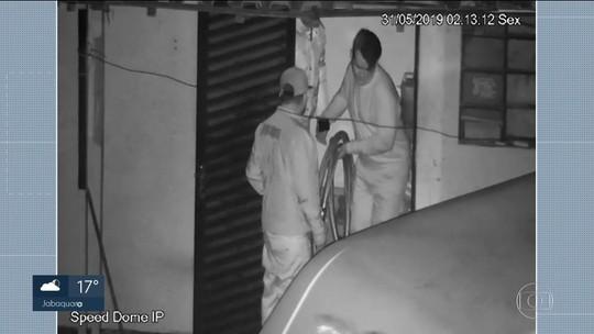 Polícia procura integrantes de quadrilha que furtava nafta de um duto da Petrobras