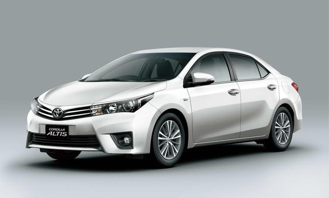 Toyota Corolla décima primeira geração - 2003