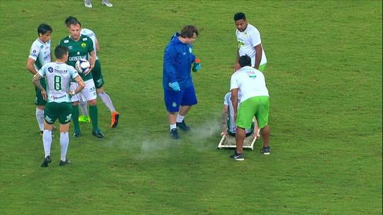 Guarani ganha tempo para tentar esvaziar departamento médico e recuperar time titular até sábado