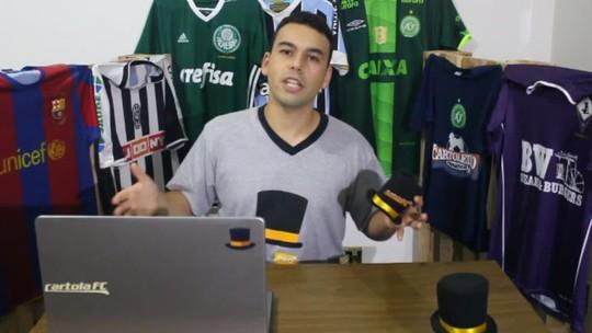 Esquadrão vai com mito Douglas e quatro do São Paulo na rodada #13