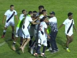 Copa RS Sub-20: Vasco elimina o Grêmio nos pênaltis e vai à semi (Reprodução)