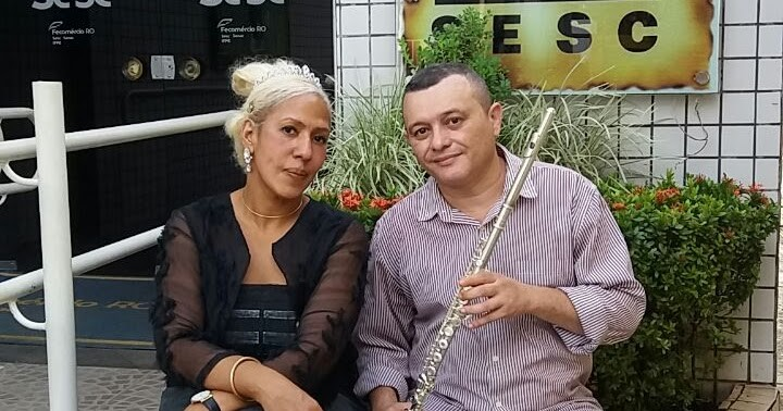 Concerto musical é realizado pelo projeto Sesc Partituras no teatro de Ji-Paraná, RO