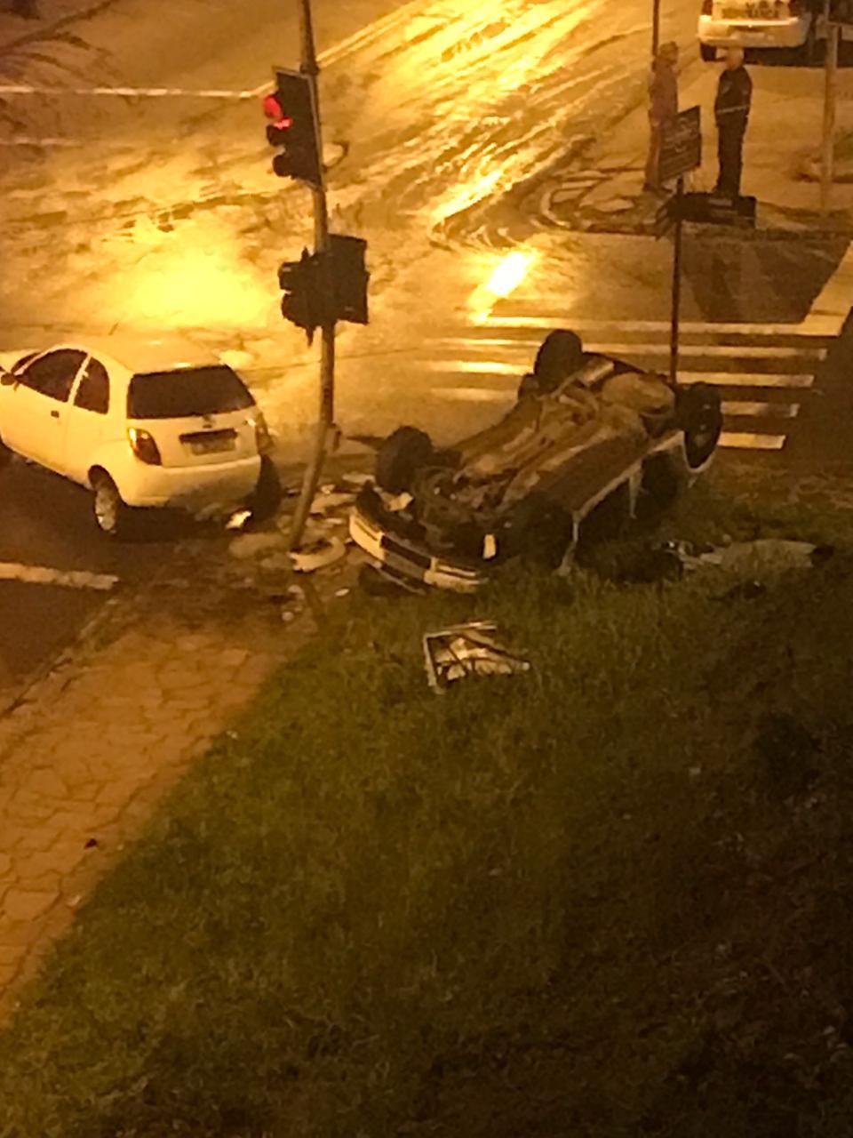 Mãe e filho morrem em acidente, e jovem de 17 anos sem CNH é apreendido em Caxias do Sul - Notícias - Plantão Diário