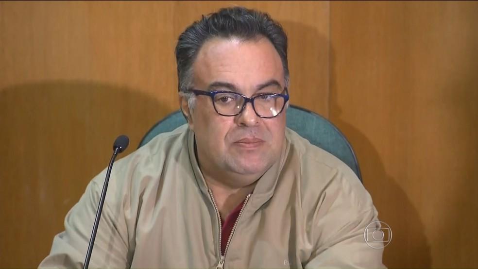 André Vargas teve o processo julgado com maior agilidade na primeira instância da Lava Jato (Foto: Rede Globo)