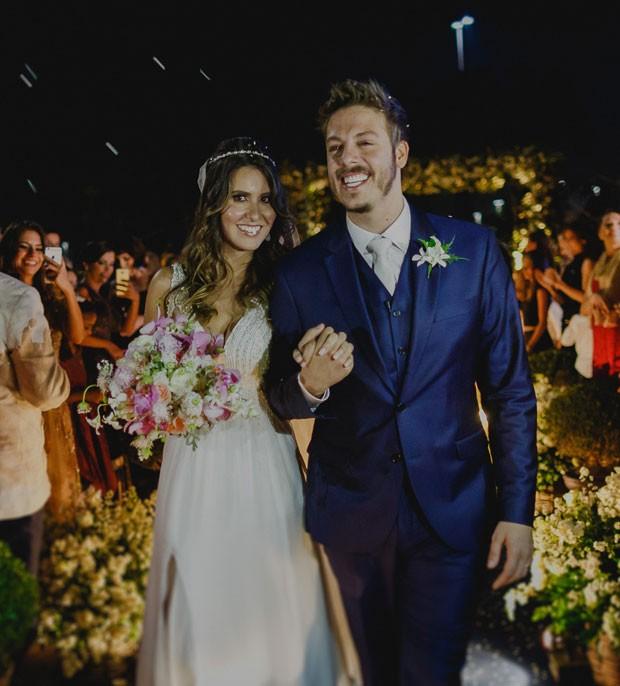 Casamento Fabio Porchat e Nataly Mega (Foto: Divulgação / Thay Rabello)