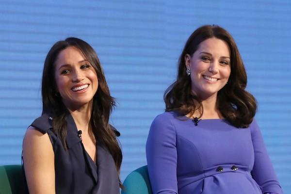 Meghan Markle e Kate Middleton (Foto: Getty Images)