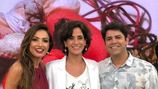 Confira as fotos do 'Encontro' com Mariana Lima e Caio Paduan
