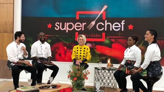 'Super Chef Celebridades': duplas precisam preparar refeição para 60 pessoas; entenda