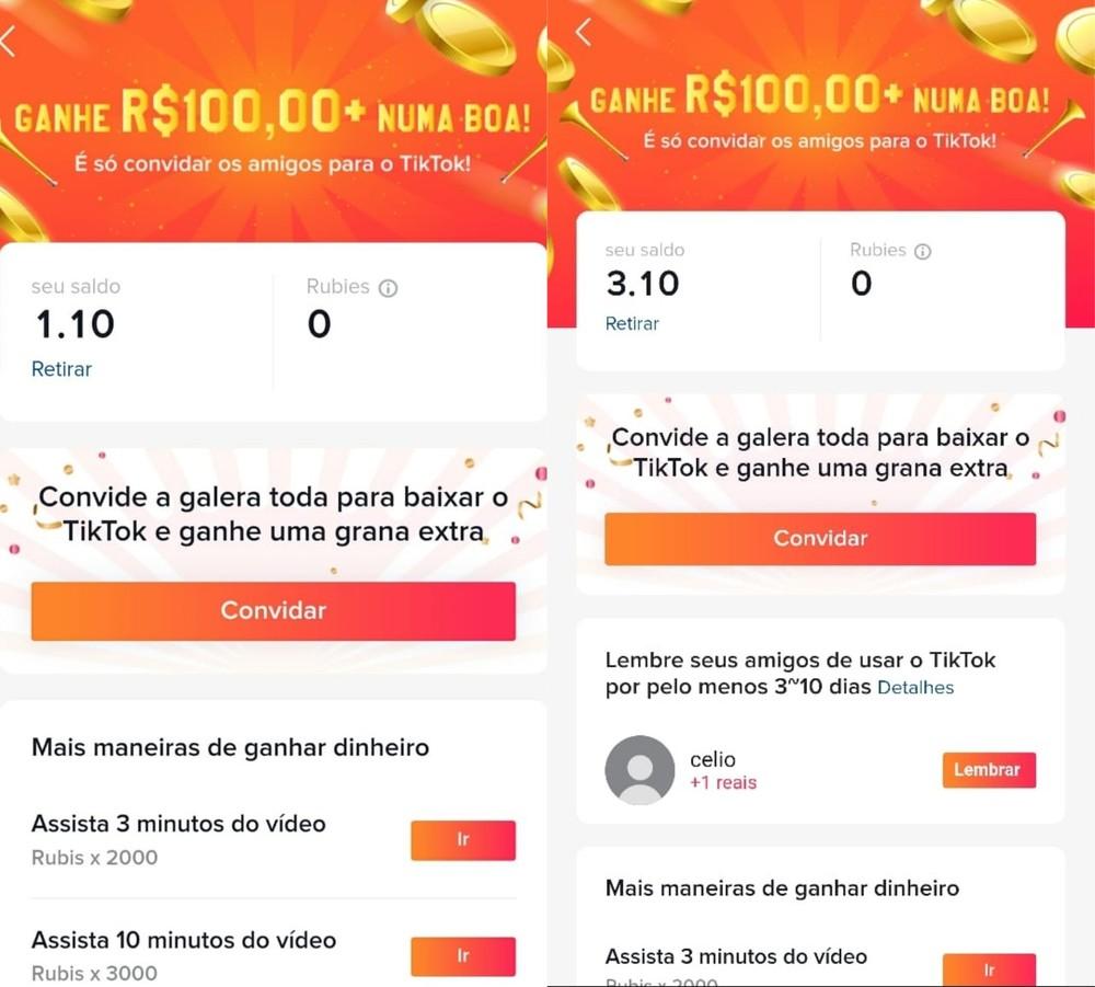 tiktoktt3 - Como ganhar dinheiro com o TikTok? Campanha recompensa quem usa o App