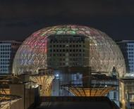 EXPO Dubai divulga algumas imagens dos seus extraordinários pavilhões