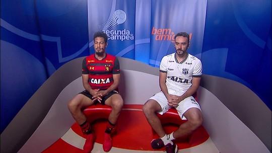 """Hernane destaca melhora do Sport após a chegada de Milton Mendes: """"Trouxe confiança"""""""