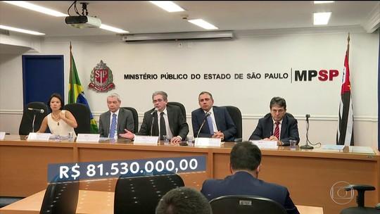 CCR cita doações para campanhas de Serra, Alckmin, Marta e Kassab em esquema de caixa 2