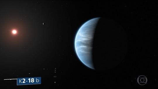 Planeta onde foi localizado vapor d'água será alvo de novo telescópio previsto para 2021