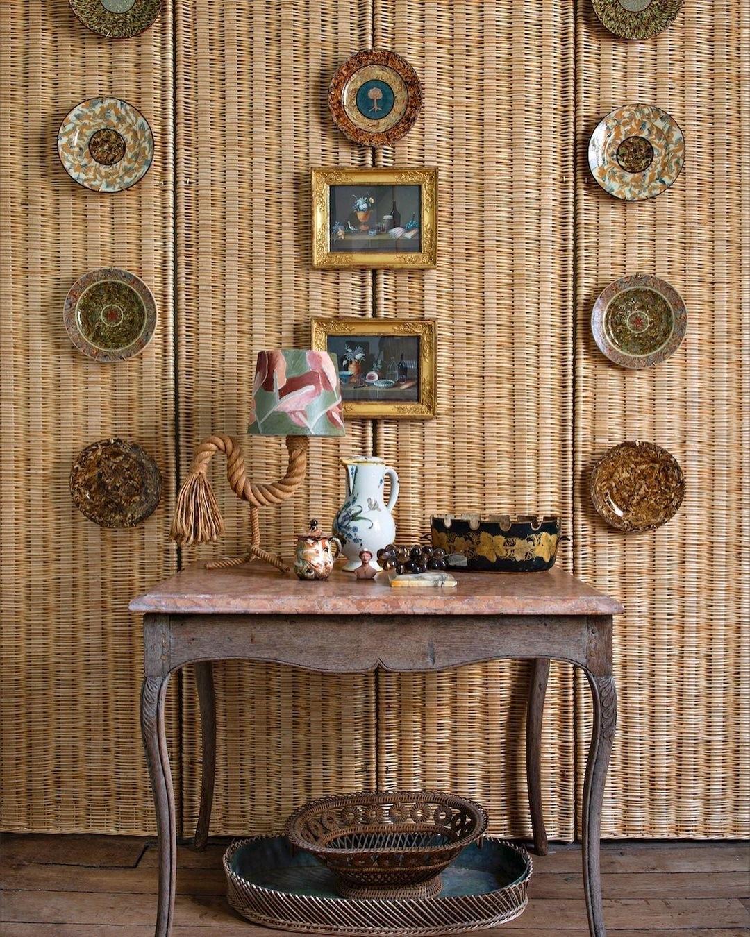 6 maneiras de usar vime na decoração (Foto:  Nicolas Matheus)