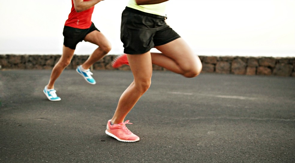 Tente ter um impacto mais suave durante a sua corrida (Foto: Getty Images)
