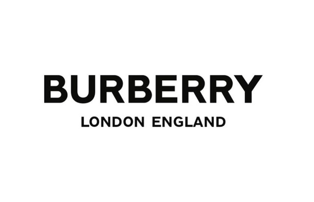 A nova logomarca da Burberry, inspirada em uma logo da casa de 1908. (Foto: Instagram Riccardo Tisci/ Reprodução)