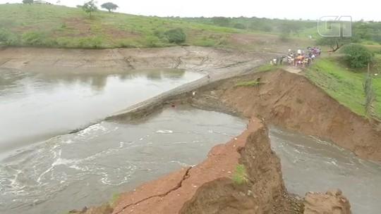 O que se sabe sobre a inundação provocada pelo rompimento da barragem do Quati, na Bahia
