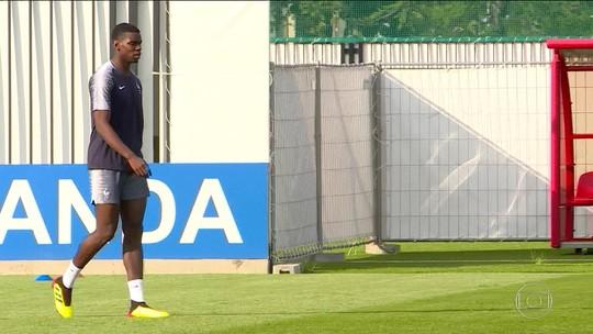 Jovem talentoso assume papel de liderança na seleção francesa