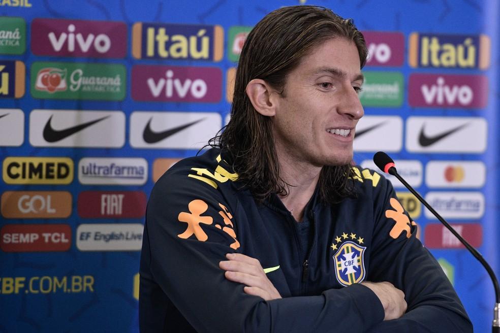 BAP diz que não esperaria tanto tempo por Filipe Luís — Foto: Pedro Martins / MoWA Press