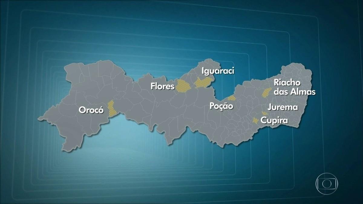 Prefeitos de cidades do interior de PE cobram reabertura de agências bancárias após assaltos
