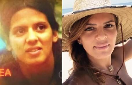 Uma das quatro finalistas da primeira edição do programa, Andrea segue trabalhando como advogada no Rio de Janeiro Reprodução