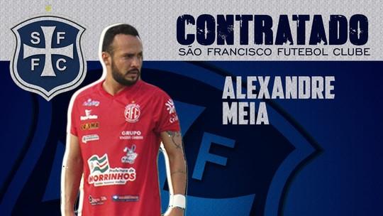 Foto: (Divulgação/São Francisco FC)