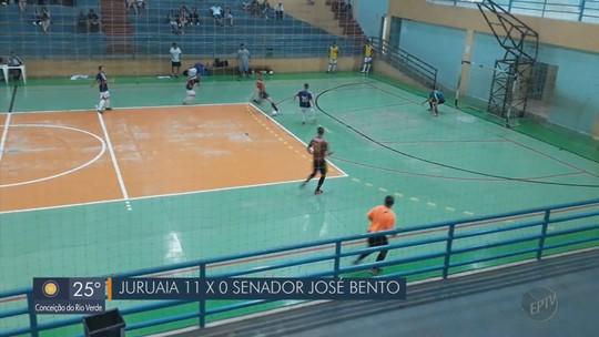 Artilheiro da Taça EPTV Sul de Minas 2019 é contratado por time de futsal da Polônia