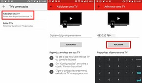 Como conectar o app do YouTube no celular à smart TV | Dicas