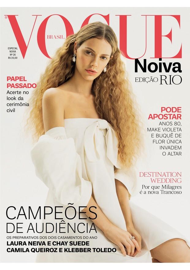 Vogue Brasil Junho 2018 (Foto: Vogue Brasil)