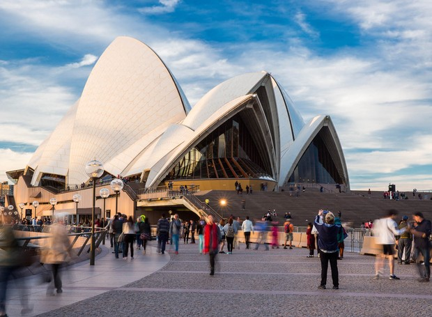 Sydney Opera House (Foto: Divulgação)