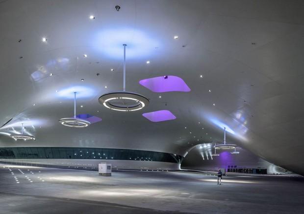 Taiwan tem o maior centro de artes performáticas do mundo (Foto: Reprodução / Iwan Baan)