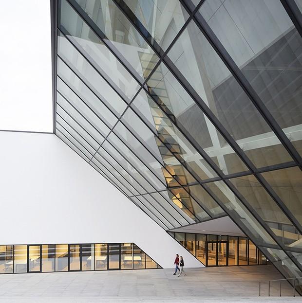 Daniel Libeskind assina projeto de museu na Lituânia (Foto: Divulgação)