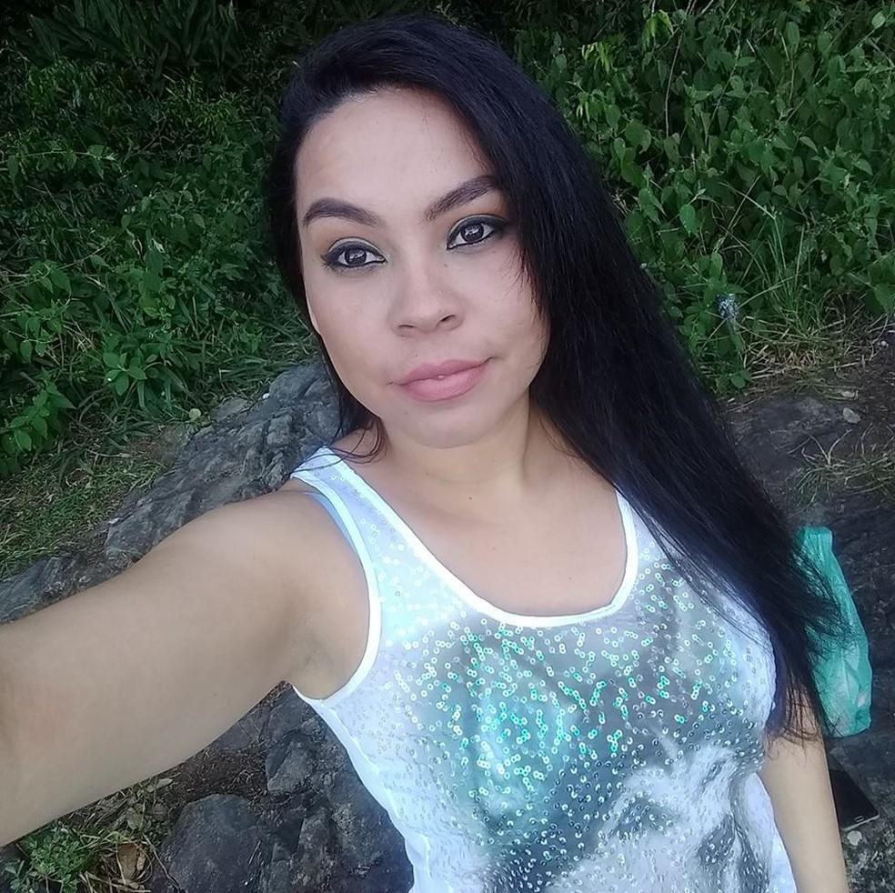 Neomar da Rosa foi esquartejada e companheiro é suspeito do crime — Foto: Reprodução/Facebook