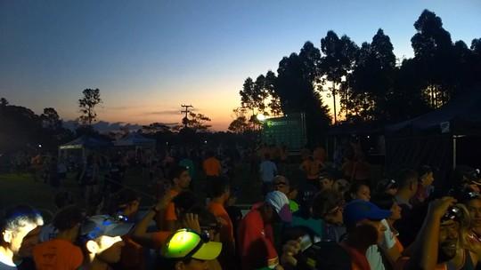 Discover Trail abre circuito em Balsa Nova com primeira etapa noturna