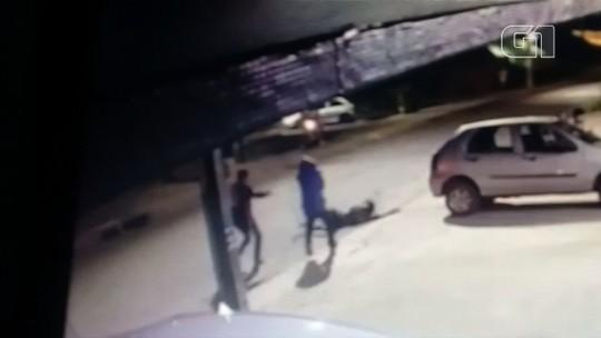 Trio é detido suspeito de matar membro de facção criminosa rival em Caldas Novas