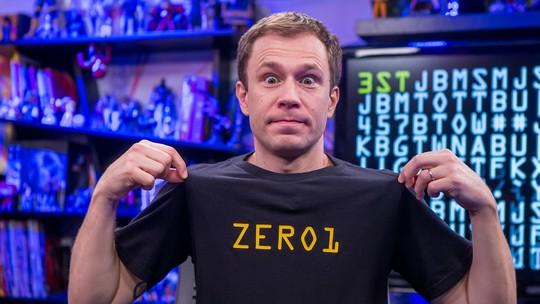 Tiago Leifert lembra três momentos marcantes do primeiro ano de 'Zero1'