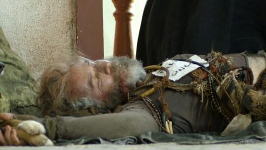 Feliciano é encontrado morto após premonição