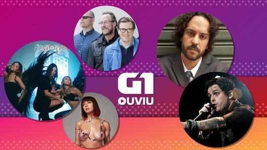 Anjos feministas, rock saudosista e 'Gabriel O Trapper': Novidades da semana no G1 Ouviu
