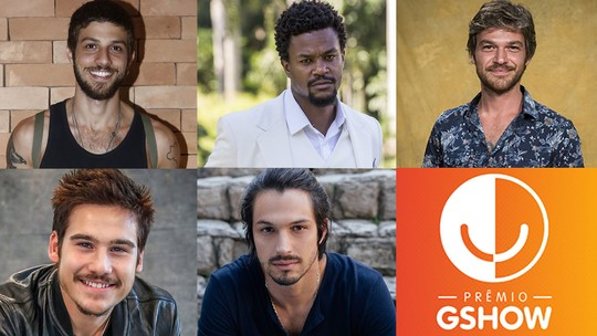 Prêmio Gshow 2018: reveja entrevistas dos atores que concorrem na categoria 'O Crush do Ano'