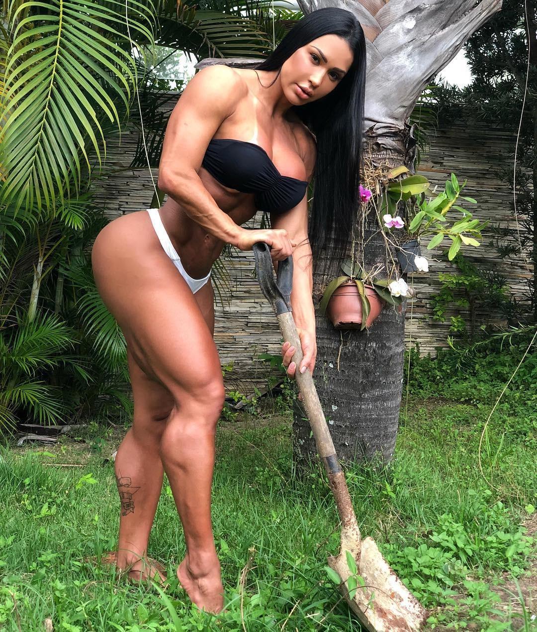 Gracyanne Barbosa (Foto: Reprodução Instagram)